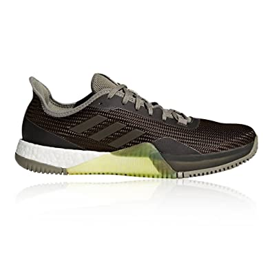 the latest 1d383 ad51b adidas Mens Crazytrain Elite Fitness Shoes, Brown (UmberTracarNgtmet  Umber