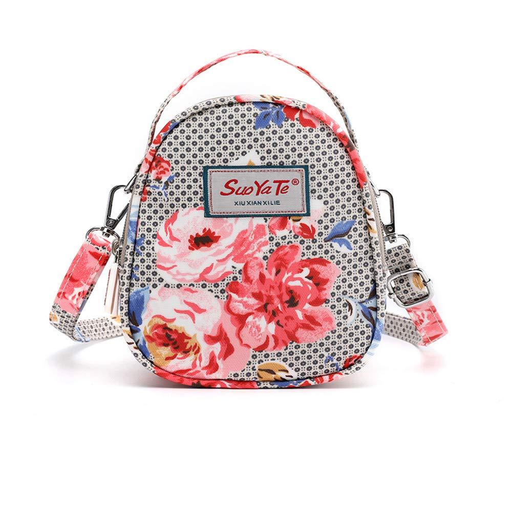 b32a33001d73 Amazon.com: Yiwanjia Small Backpack Purse for Women Mini Waterproof ...
