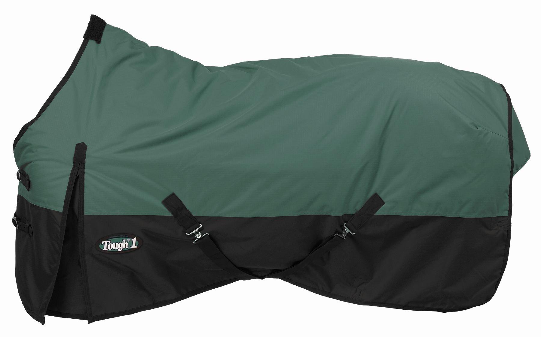 Tough 1 600 Denier Waterproof Horse Sheet, Hunter Green, 78-Inch