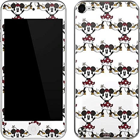 5th Gen/&2012 Skinit Decal MP3 Player Skin Compatible with iPod Touch Officially Licensed Disney Elsa and Anna Sisters Design
