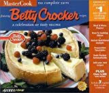 MasterCook: The Complete Suite Featuring Betty Crocker's Recipes: more info