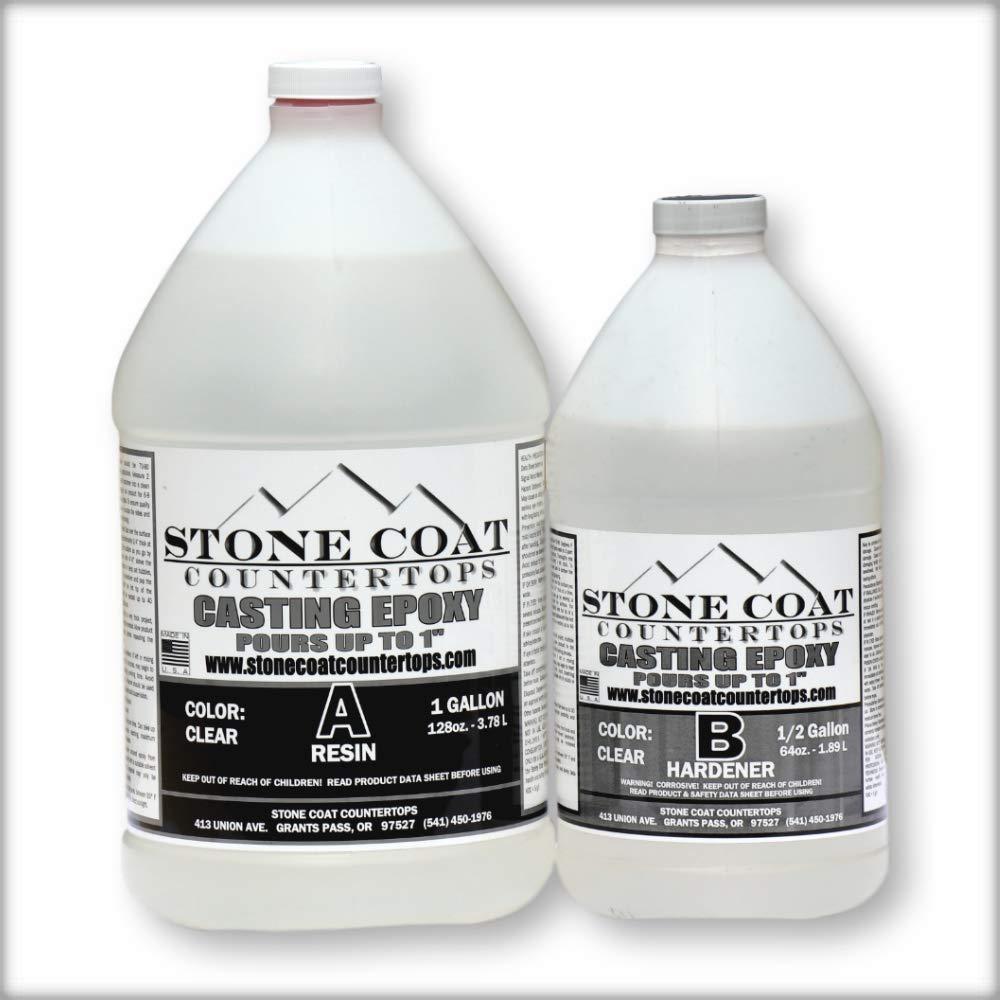 Stone Coat Countertops Casting Epoxy by Stone Coat Countertops