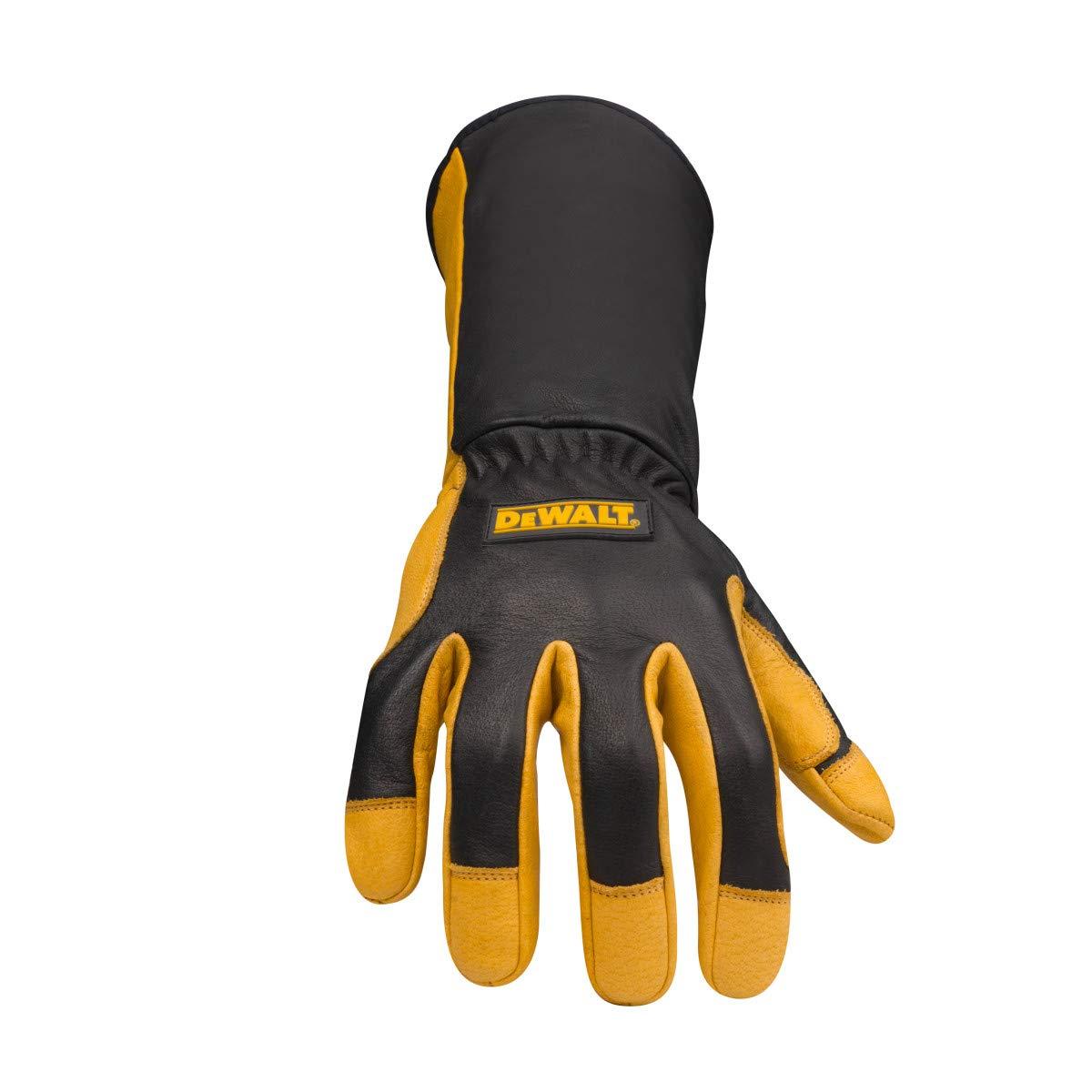 DEWALT DXMF04051MD Premium Leather Welding Gloves, Medium by DEWALT (Image #2)