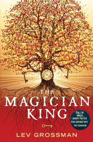 The Magician King book cover