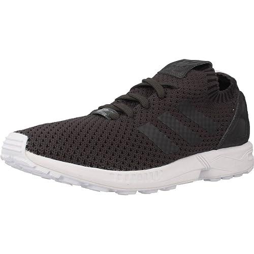 save off 4dcbe b12b3 Adidas ZX Flux Primeknit (S75972)  Amazon.es  Zapatos y complementos