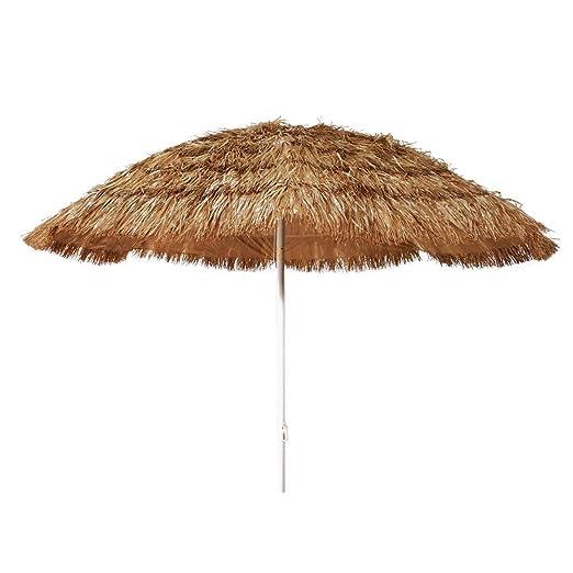 Ombrelloni Di Paglia Vendita.Joy Summer Ombrellone Paglia Mare Spiaggia Tropicale Hawaii In