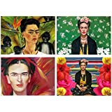 Set 4sets de table Frida Kahlo