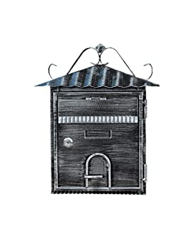 Buzón de cartas Caja de hucha al aire libre Caja de ...