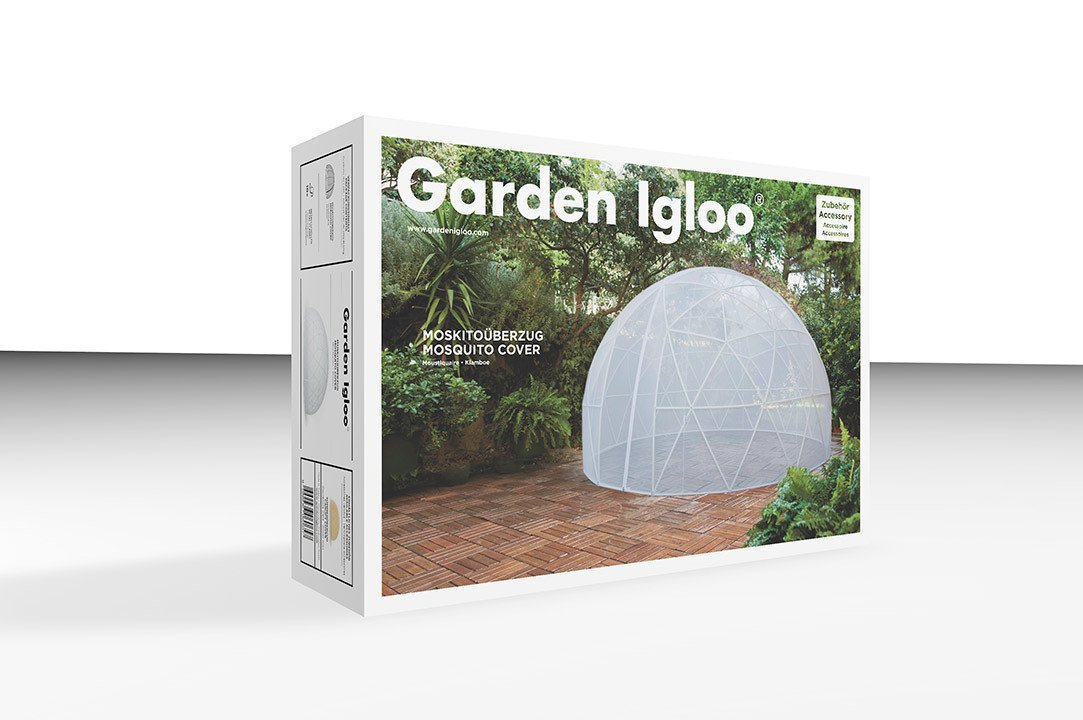 Mosquito Net Cover Accessory for the Garden Igloo by Garden Igloo (Image #2)