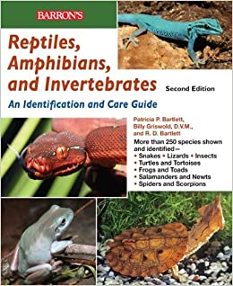 Reptiles, Amphibians, and Invertebrates: An Identification ...