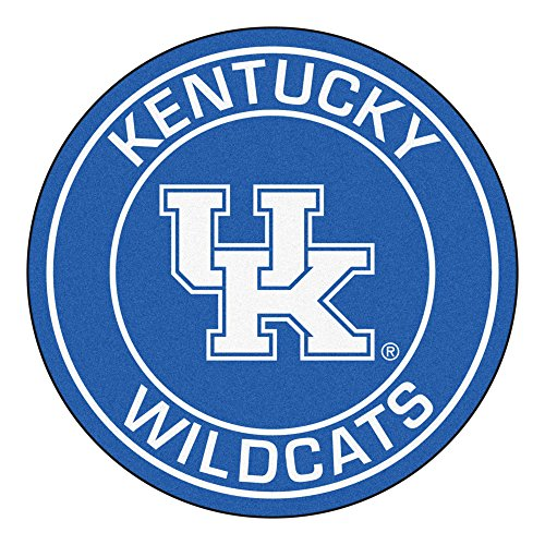 Fan Mats University of Kentucky Roundel Mat ()