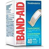 Curativos Adesivos Regular, Band-Aid, 40 Unidades