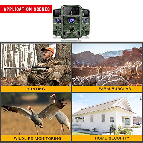 TOGUARD 14MP 1080P Trail Cam