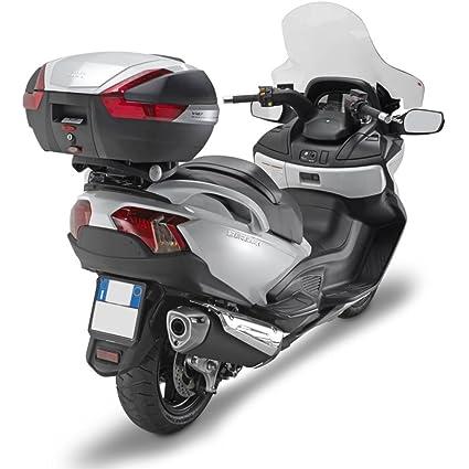 Amazon.com: Givi SR3104 Monokey Topcase Mount for Suzuki Bergman 650 and Burgman 650 Executive: Automotive
