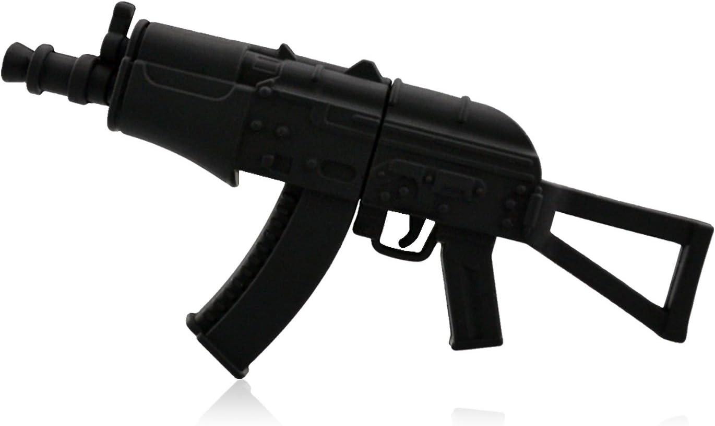 Tienda 818 no3090009 USB Stick Rifle Guerra 3D Negro Negro Negro ...