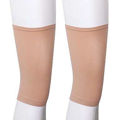 b29eef8f1504e Sharplace 1 Pair Slim Weight Loss Leg Shaper Cellulite Fat Burner Thigh  Socks Belt