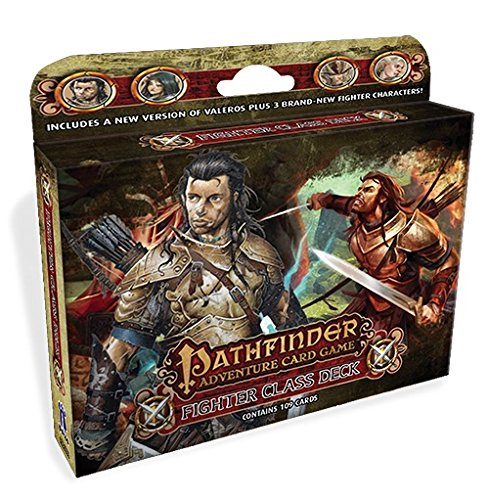 Pathfinder Adventure Card Game Class Deck Fighter ()
