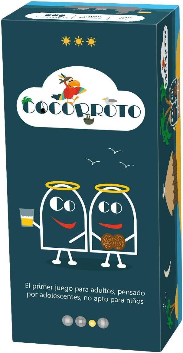 COCORROTO- Juego de cartas: Amazon.es: Juguetes y juegos
