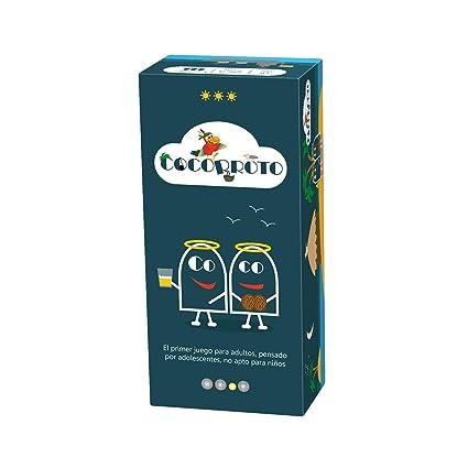 Amazon.com: COCORROTO- Juego Cartas, 13, Azul: Toys & Games