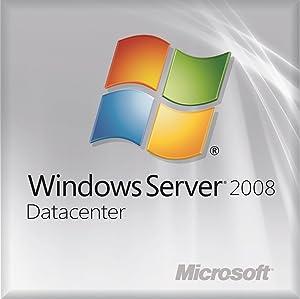 Microsoft Windows Server Datacenter 2008 R2 OEM (4 CPU) [Old Version]
