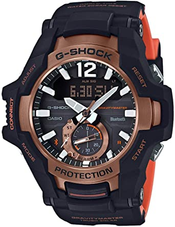 f056e7032ca6 Buy Casio G-Shock Analog-Digital Black Dial Men s Watch-GR-B100-1A4DR  (G869) Online at Low Prices in India - Amazon.in