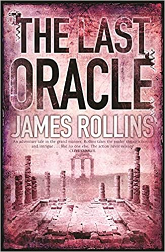 Book The Last Oracle