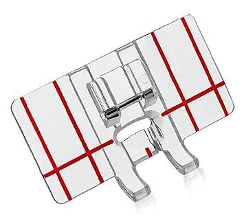 Prensatelas para máquina de coser DreamStitch Border Guide – se adapta a todos los tipos de