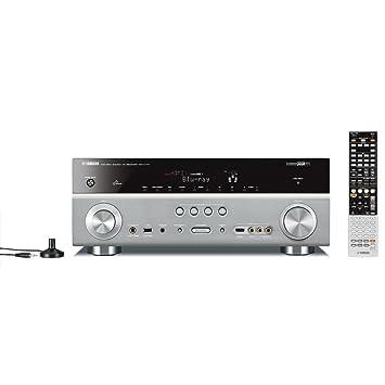 Yamaha RX-V771 - Amplificador-sintonizador de audio y vídeo (3D Ready,
