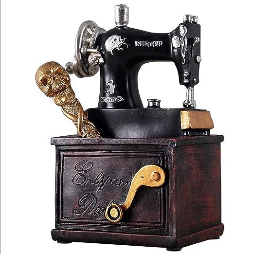 YUN Bolígrafo Europeo Decoración Retro Máquina de Coser Creativa ...
