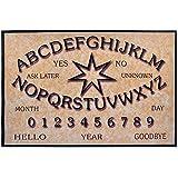 "Mystic Dream Spirit Board ~ ""Elvenstar"" ~ 19"" x 13"" Artisan hand-crafted, solid ""Ouija"" style Talking Board"