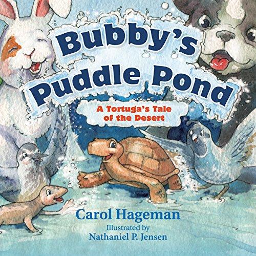 Bubby Puddle del estanque: Una tortuga de la Criada del Desierto