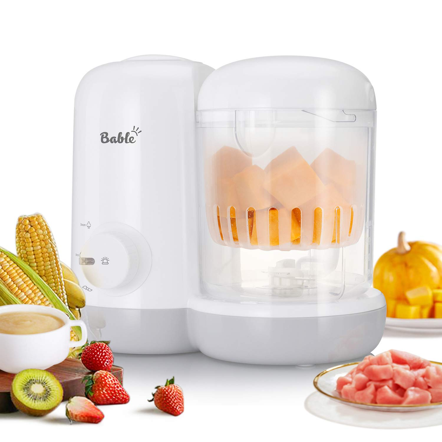 Amazon coupon code for Baby Food Maker Steamer and Blender