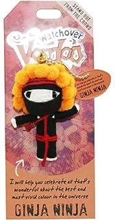 Watchover Voodoo Ninja Voodoo Novelty John Hinde Gifts 108010025