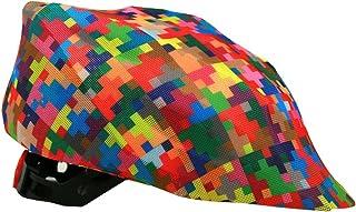 COOLCASC TETRIS couvre-casque velo Coolcasc_311