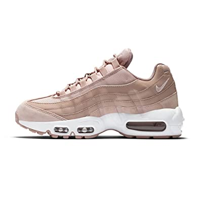 NIKE WMNS Air Max 95, Chaussures de Running Compétition Femme, Multicolore (Particle Pink