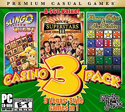 Casino 3 Pack - PC