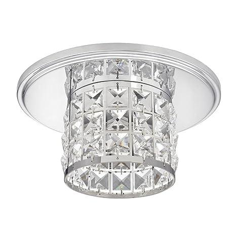 Decorative Crystal Ceiling Trim For Recessed Lighting Amazon Com