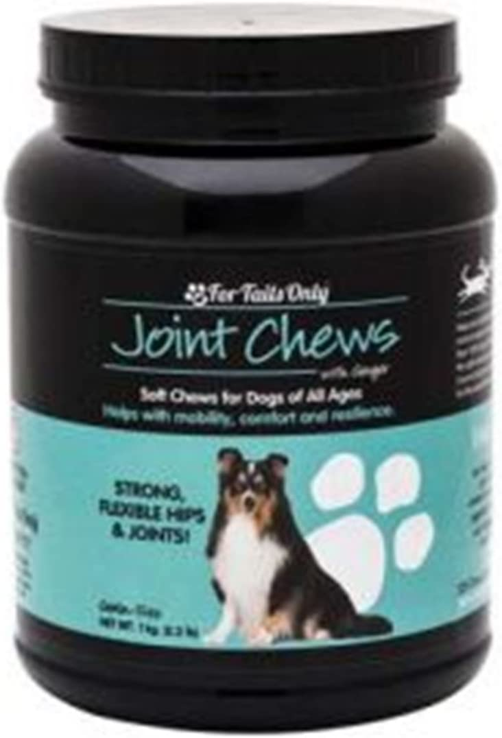 Youngevity FTO Joint Chews for Dogs (1 kg Jar)