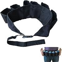 Bello Luna Useful Beer Belt with Adjustable Strap for Outdoor Activities