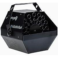 Audibax Mini Bubble LED Black Máquina de Burbujas