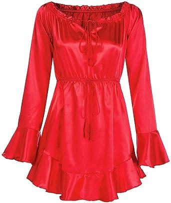 Sukienka damska, casual, długie rękawy, bez ramion, do klubu, na imprezę, minisukienka wieczorowa: Odzież