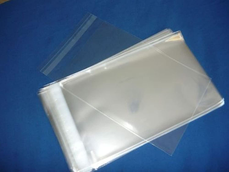 500 5 x 7 pestaña autoadhesiva cinta transparente ...
