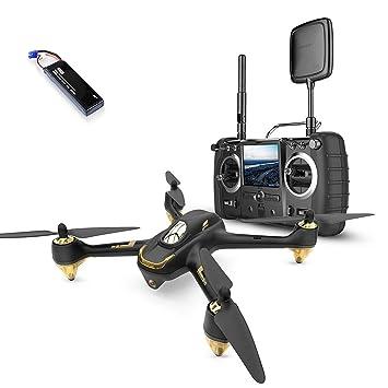 Hubsan H501S X4 5.8G FPV Sin Escobillas con Cámara de 1080P HD GPS ...