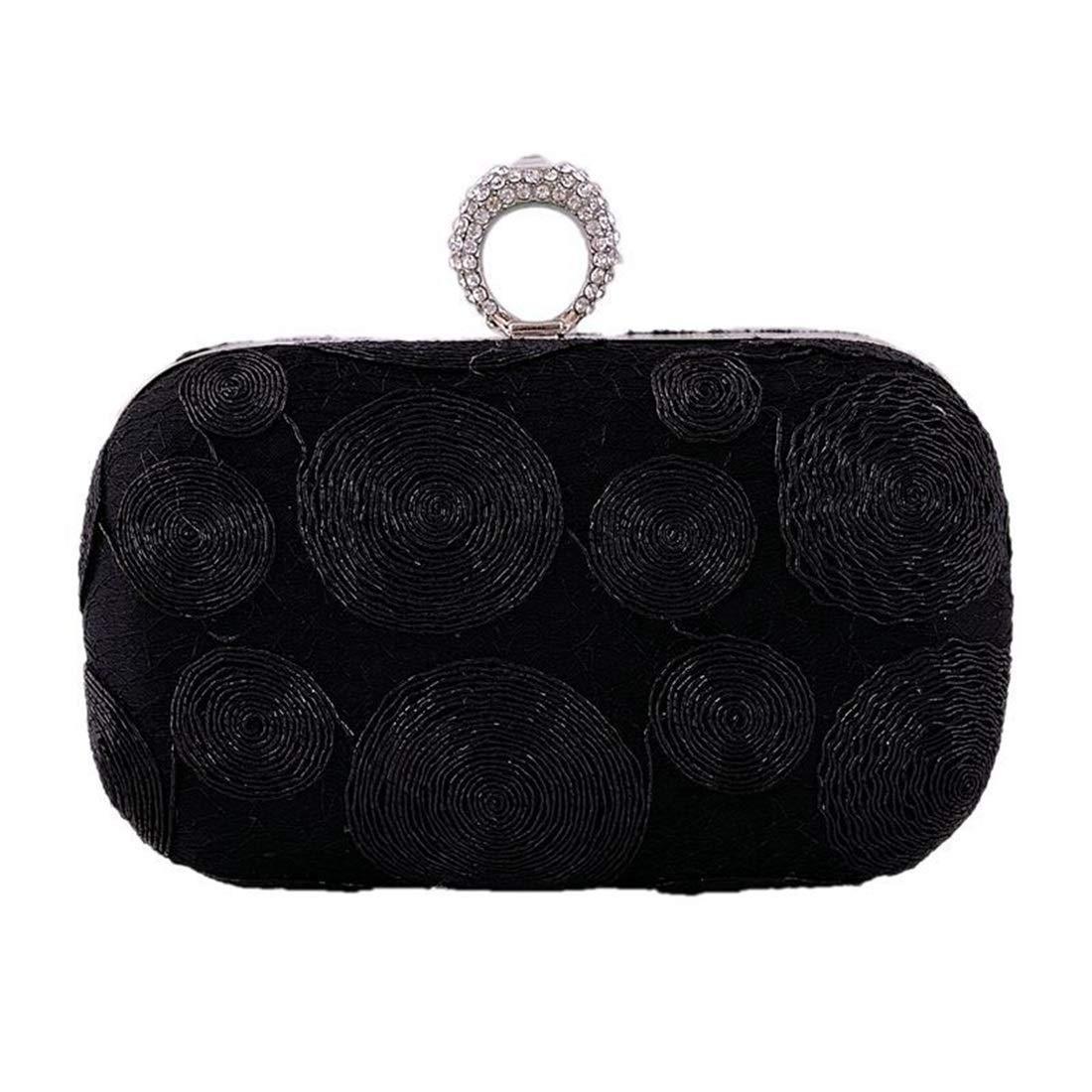 QWhing Abend Clutch Bag Damen Clutch Handtasche Tasche Tasche Tasche Abend Handtasche Tasche Lady Craft Umhängetasche Mini Small Cute Handtasche Handtasche B07Q1WR3HF Clutches Billig ideal 4e8cf8