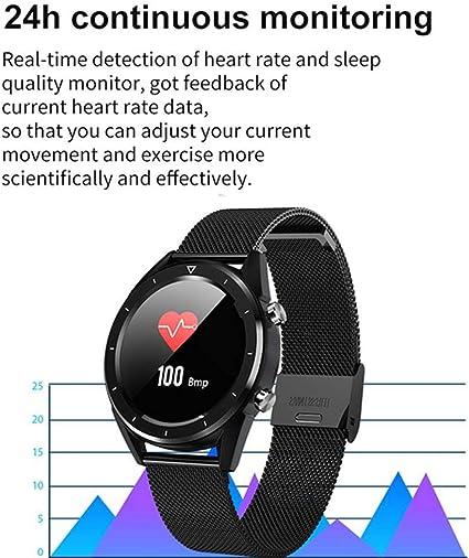Amazon.com: OOOUSE Reloj inteligente con reloj de pulsera de ...