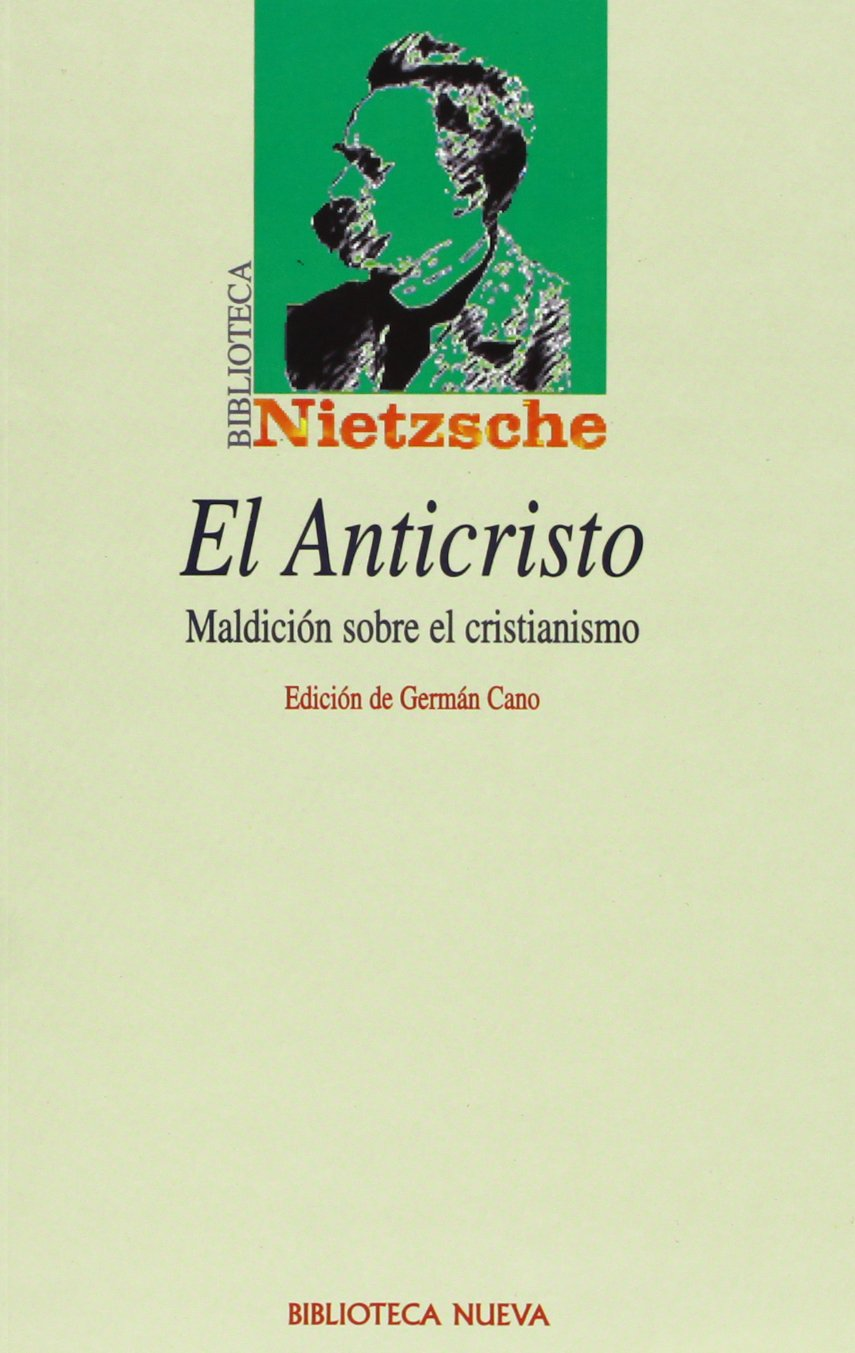 Download ANTICRISTO, EL (Spanish Edition) pdf epub
