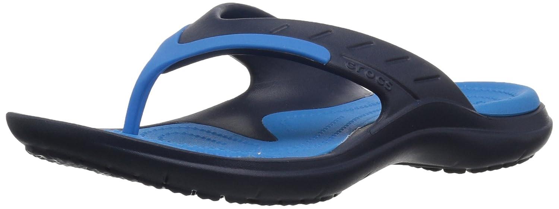 Crocs Modi Sport Flip, Chanclas Unisex Adulto 4 UK Women / 3 UK Men|Blue