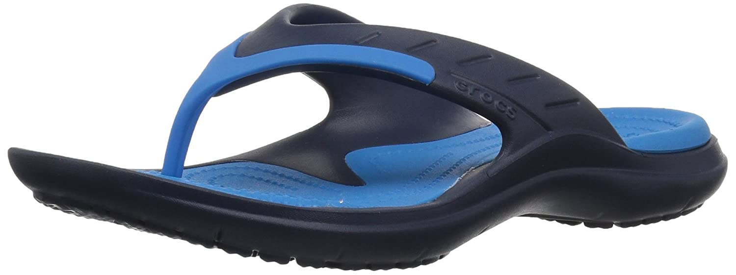 Bleu Crocs Modi Sport Flip, Tongs Mixte Adulte