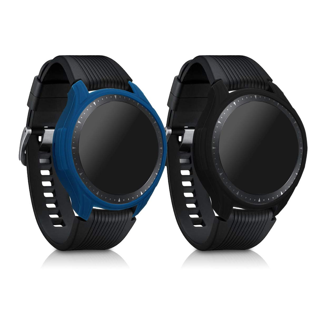 kwmobile 2 Fundas para Samsung Galaxy Watch (46mm): Amazon.es ...