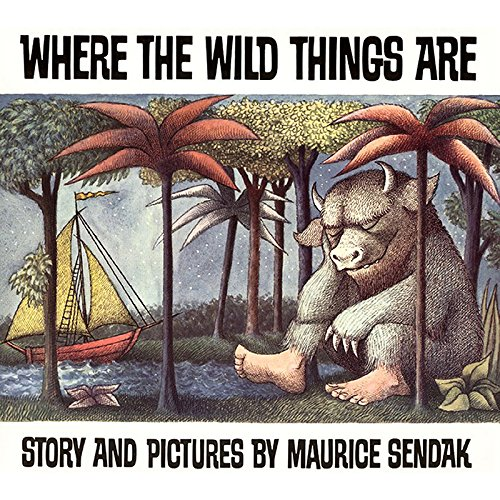 HARPER COLLINS PUBLISHERS WHERE THE WILD THINGS ARE (Set of 12)